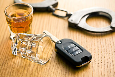 Car accident deaths involving alcohol rose almost 15% in 2011.
