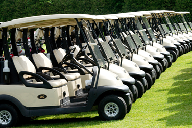 Don't underestimate the dangers of everyday golf cart transportation.