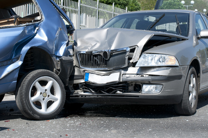 An Auto Accident