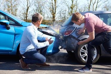 common auto accidents