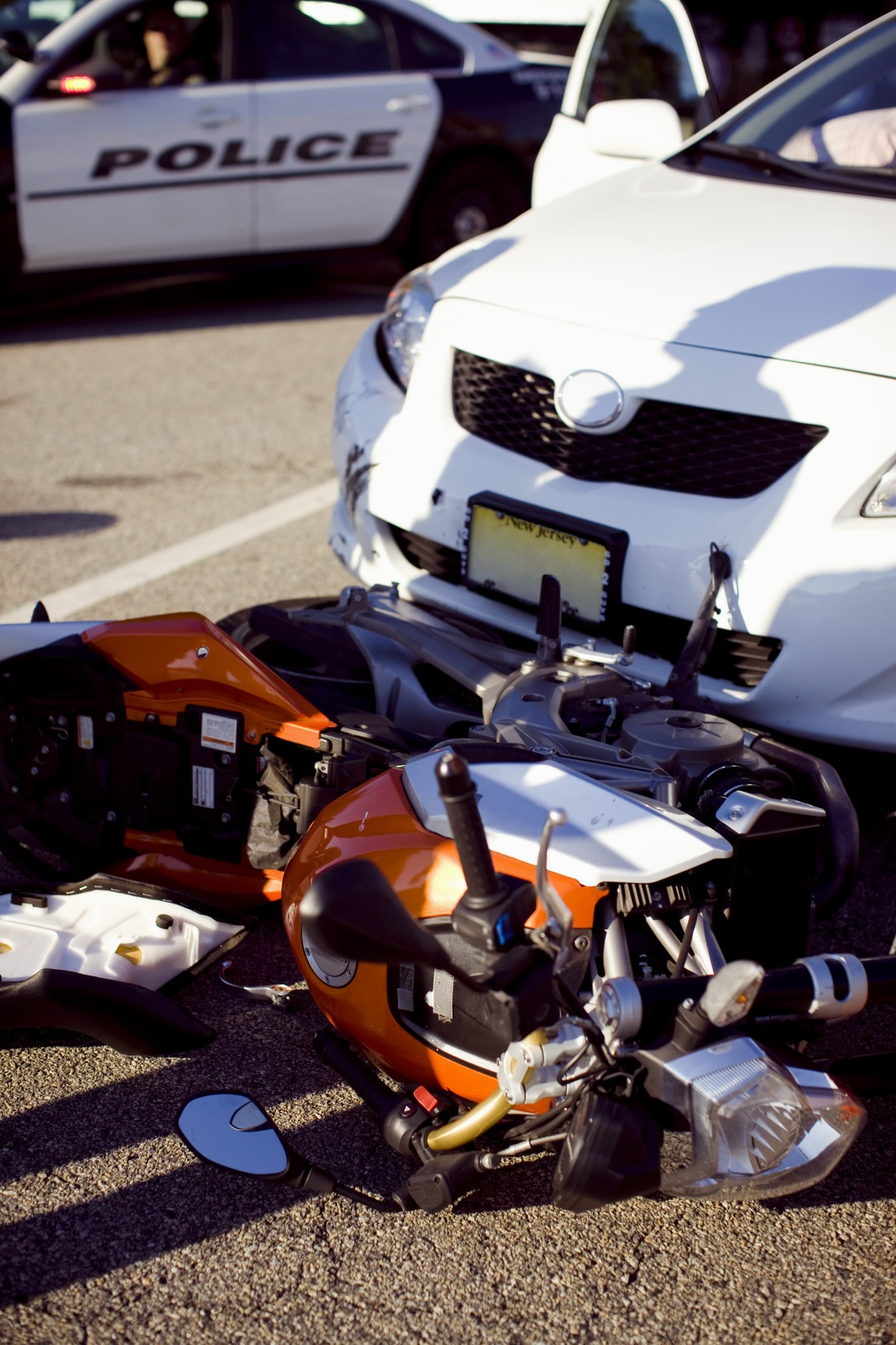 Traffic accidents can be especially dangerous for motorcyclists.