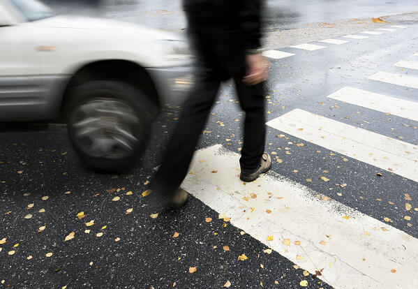 Common Reasons for Pedestrian Accidents