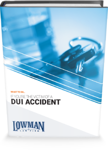DUI Accident Ebook Cover