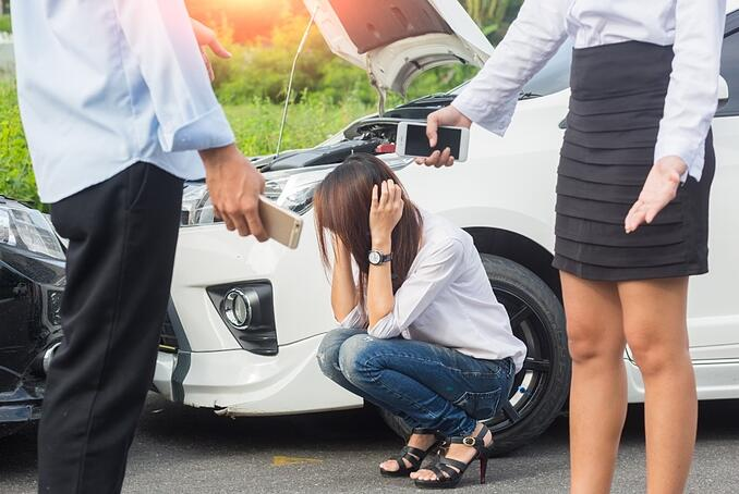 Multi-Vehicle Accident | Lowman Law Firm