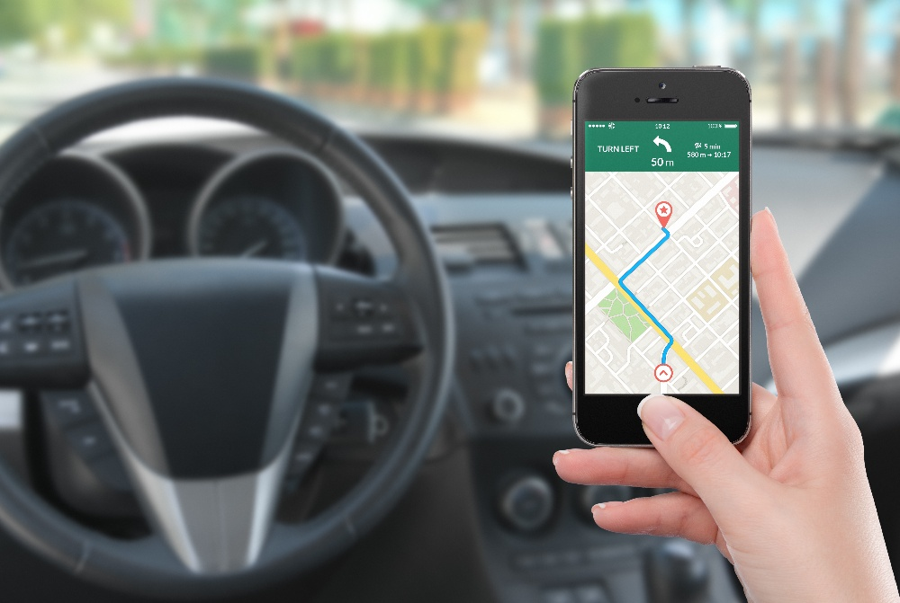 Who's at fault when GPS causes an accident?