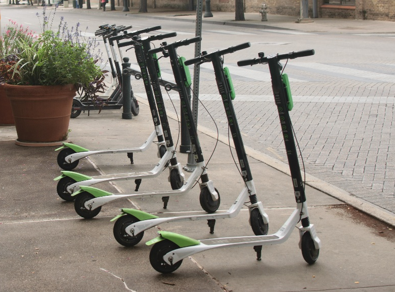 Are dockless scooters dangerous?