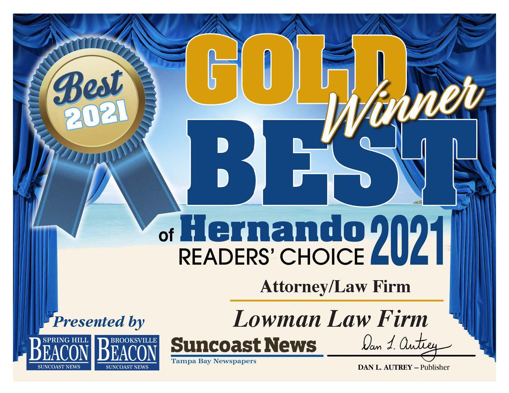 LOWMAN BEST OF HERNANDO