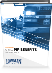 PIP Benefits Ebook Cover