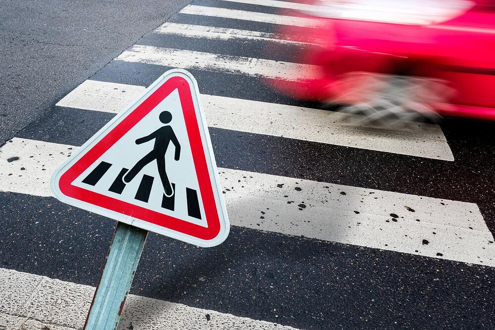 Pedestrian Accidents By the Numbers