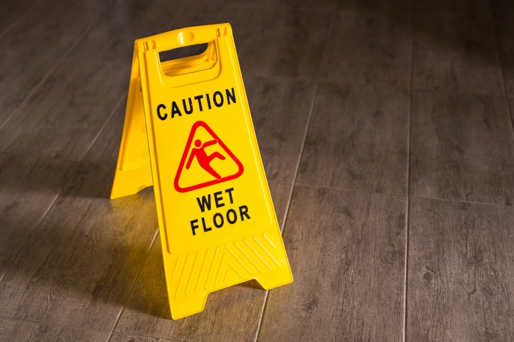 Slip-and-fall accidents Florida