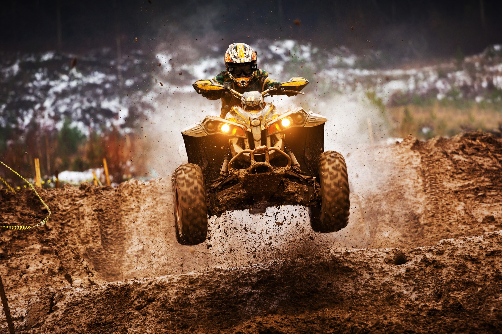 """Stunt or """"goon"""" riding can look impressive, but it isn't worth the risk to life and limb."""