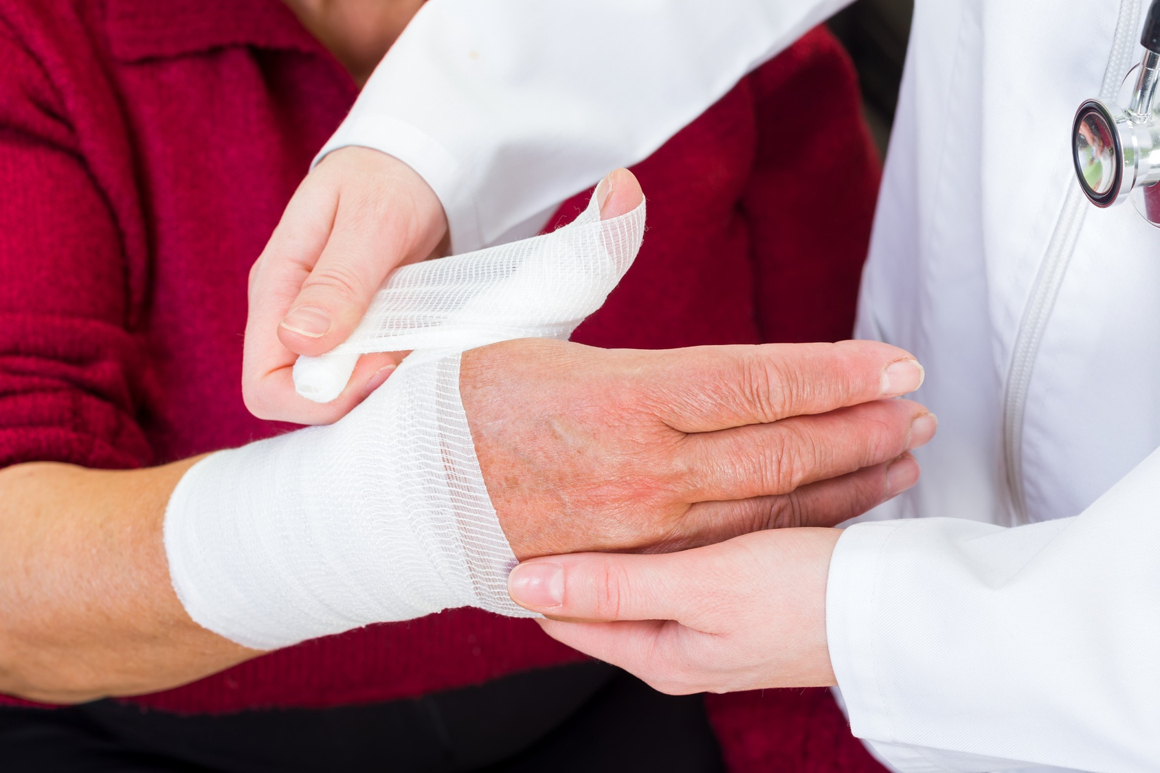 The elderly are at an increased risk of harm from everyday accidents. Even a minor slip and fall that a young person could survive unharmed may cause severe injuries to an older person.