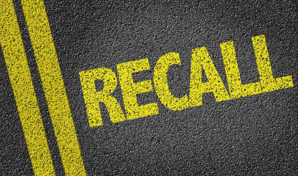 Vehicle Recall Issues