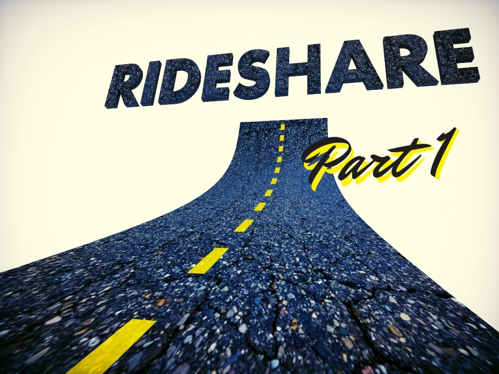 What to do in a Rideshare Accident
