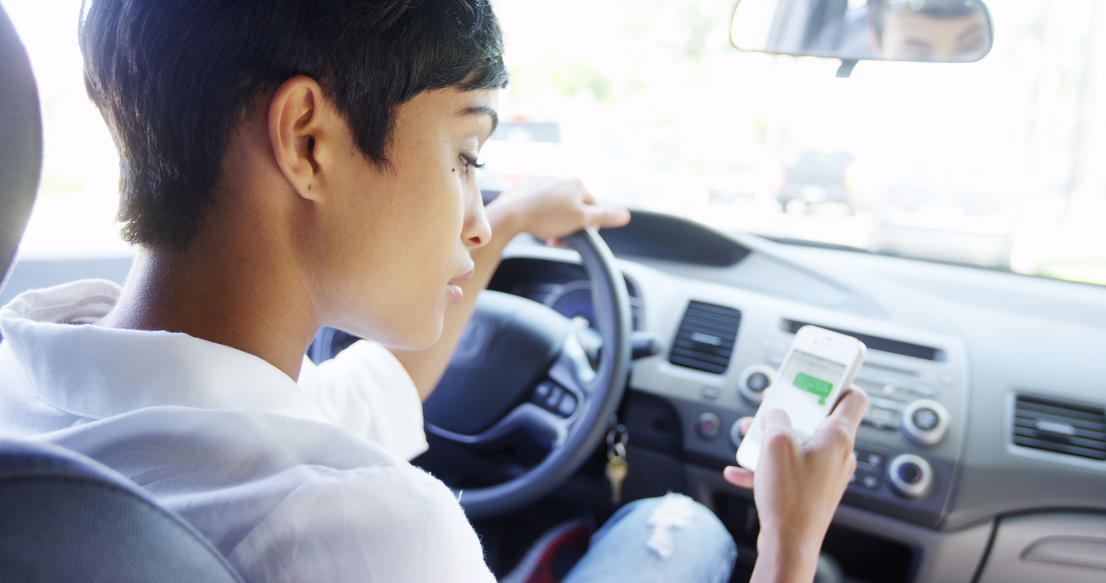 Texting and Driving Laws in Florida