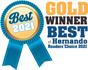 Gold Award for Best in Hernando